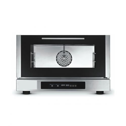 Forno elettrico a convezione vapore con comandi digitali 790x750x505 - Forno con cottura a vapore ...