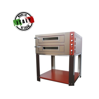 Forno elettrico per pizzeria 2 camere - Pizza forno elettrico casa ...