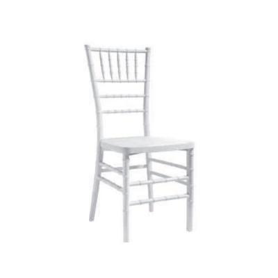 Sedia chiavarina resina bianca alto spessore impilabile for Chiavarina sedia